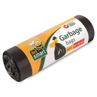Bin Liners HD Bee Smart 35 l a-50 242301