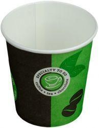 "Kubek Papierowy ""Coffe To Go"" 100 ml  A2320  a-50"