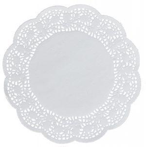 Round paper decorate napkins 36 cm a-100
