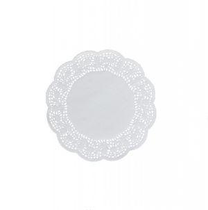 Round paper decorate napkins 9 cm a-500